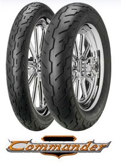 michelin motorcycle tires commander